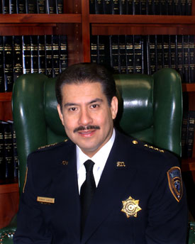 Who would be Sheriff if Adrian Garcia runs for Mayor ...