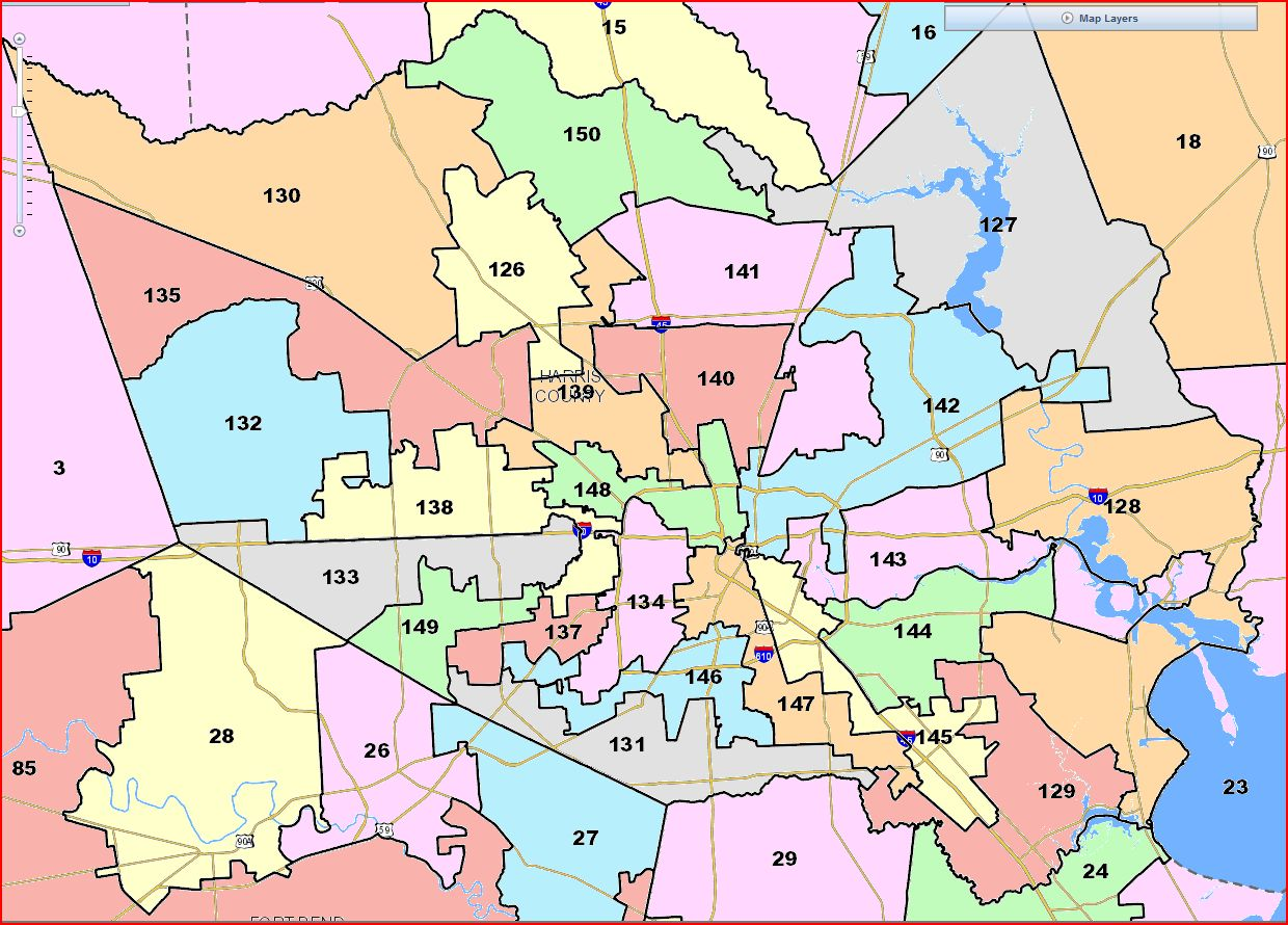 Harris County Texas Property Tax Rate
