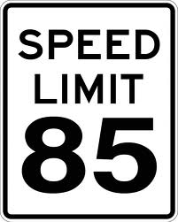Speed Limit 85