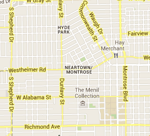 If Google says there's a Neartown, there's a Neartown