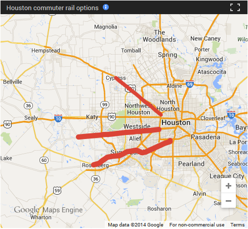 HoustonCommuterRailOptions
