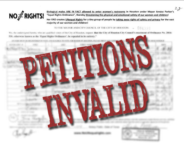 PetitionsInvalid